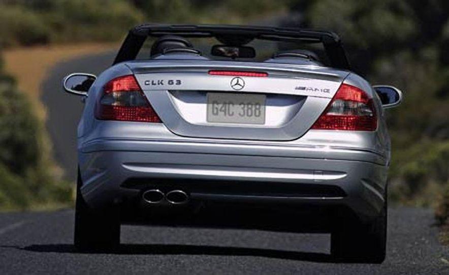 2006 Mercedes-Benz CLK63 AMG cabriolet - Slide 3