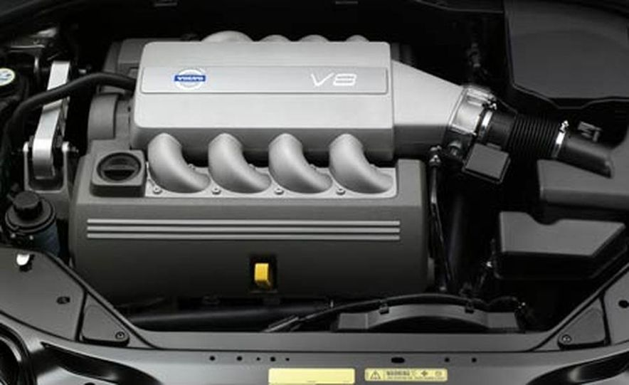 2007 Volvo S80 - Slide 21