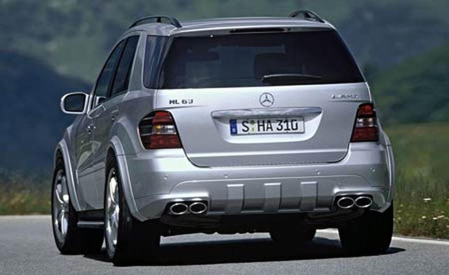 2007 Mercedes-Benz ML63 AMG - Slide 3