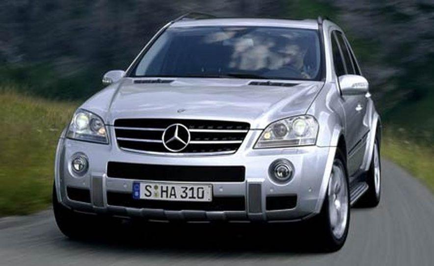 2007 Mercedes-Benz ML63 AMG - Slide 4