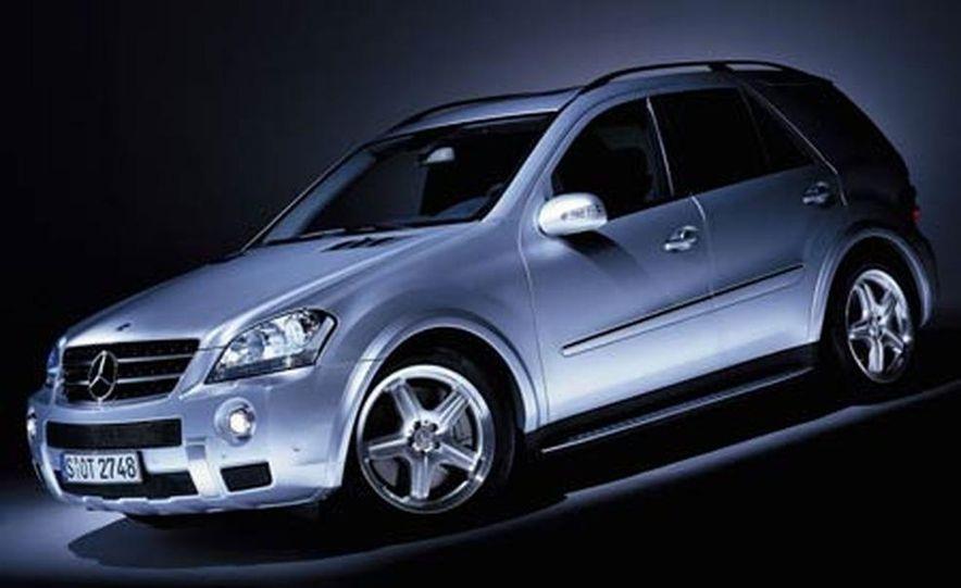 2007 Mercedes-Benz ML63 AMG - Slide 16