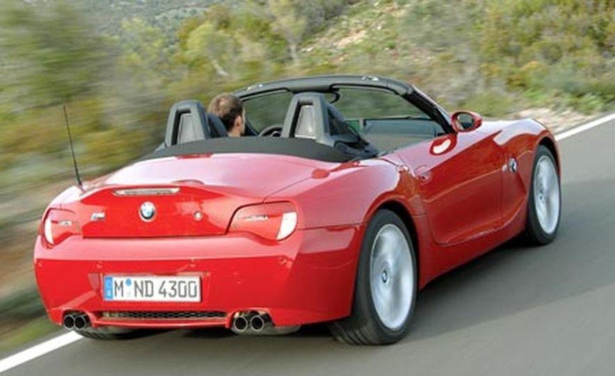 2006 BMW Z4 M Roadster - Slide 3