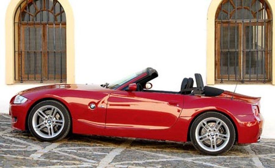 2006 BMW Z4 M Roadster - Slide 6