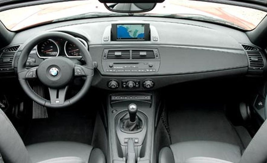 2006 BMW Z4 M Roadster - Slide 9