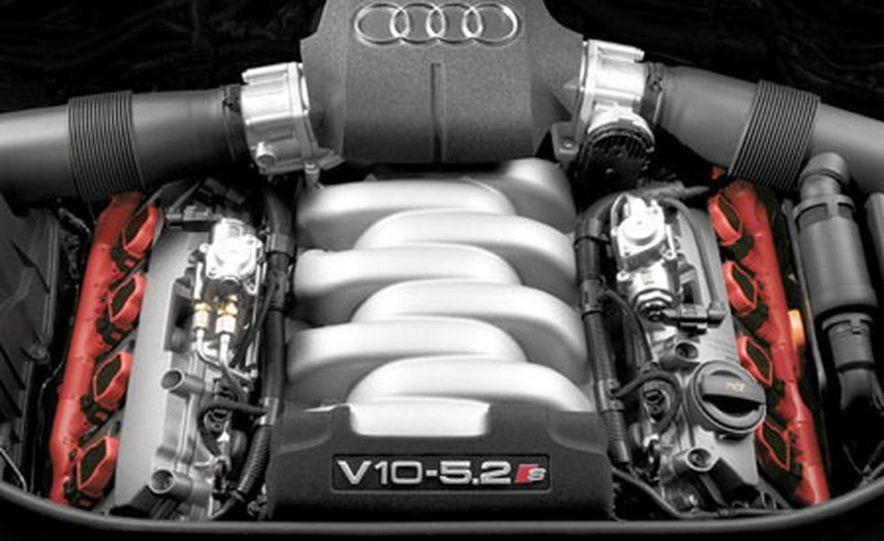 2007 Audi S8 - Slide 8