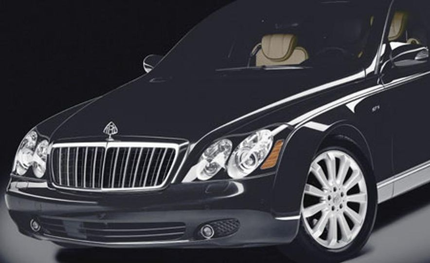 2007 Maybach 57S - Slide 3