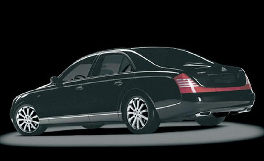 2007 Maybach 57S - Slide 4