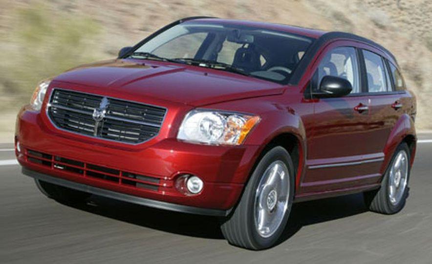 2007 Dodge Caliber - Slide 1
