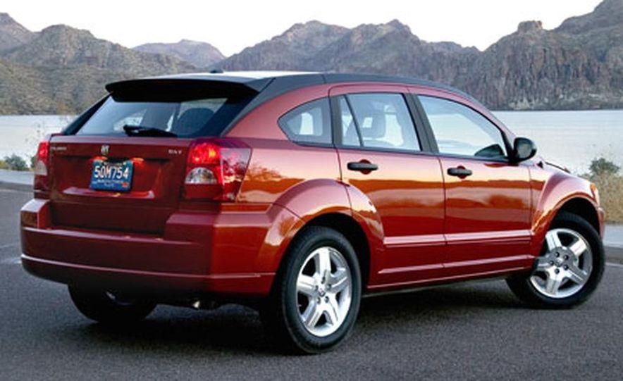 2007 Dodge Caliber - Slide 9