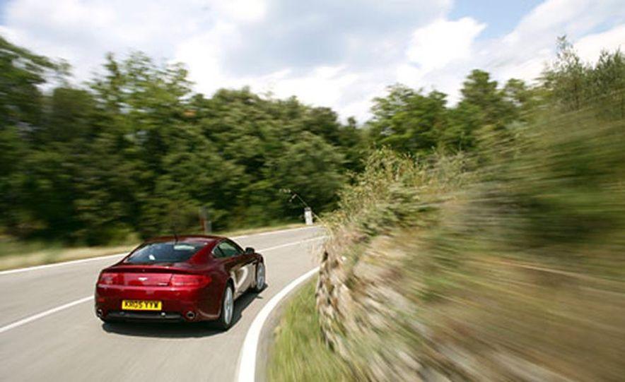 Aston Martin V-8 Vantage - Slide 7