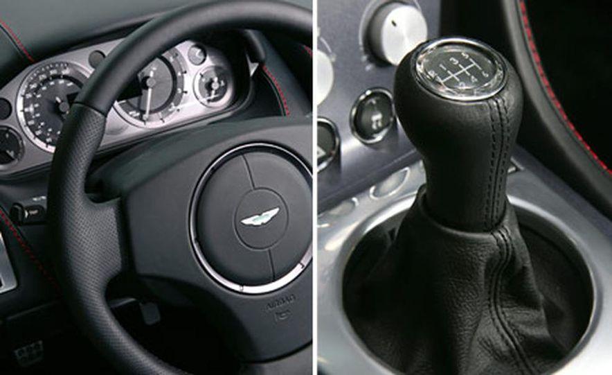 Aston Martin V-8 Vantage - Slide 23