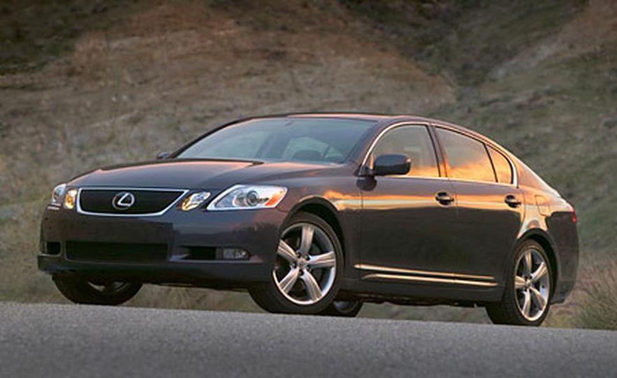 2006 Lexus GS300 - Slide 3