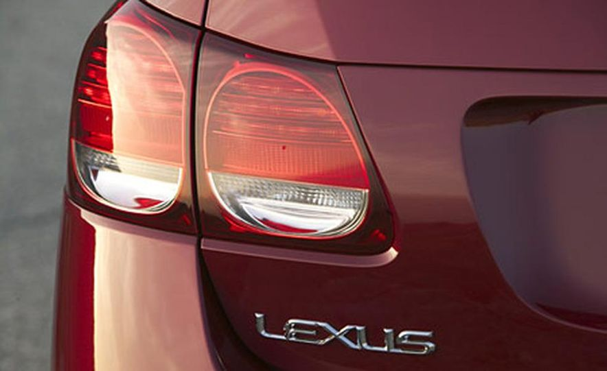 2006 Lexus GS300 - Slide 7
