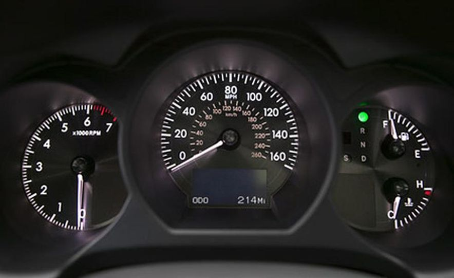 2006 Lexus GS300 - Slide 11