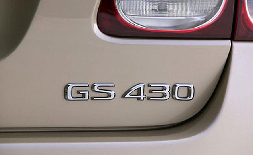 2006 Lexus GS300 - Slide 16