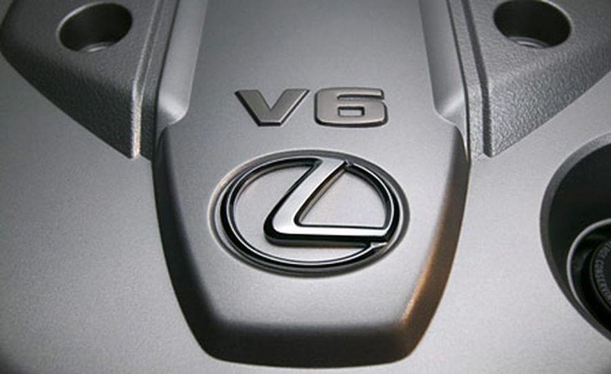 2006 Lexus GS300 - Slide 18