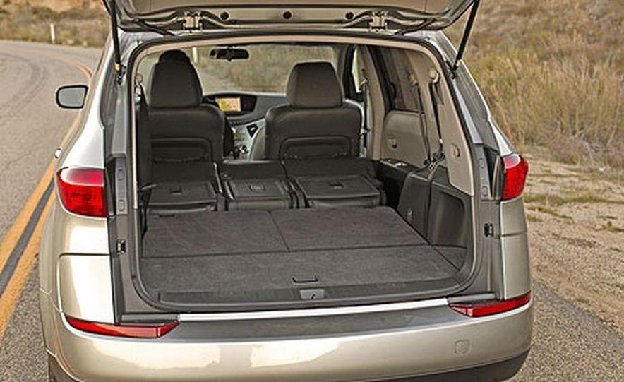 2006 Subaru B9 Tribeca - Slide 6