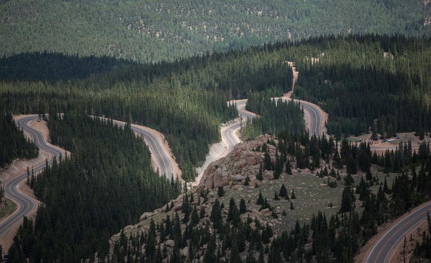 2013 Pikes Peak International Hill Climb - Slide 53