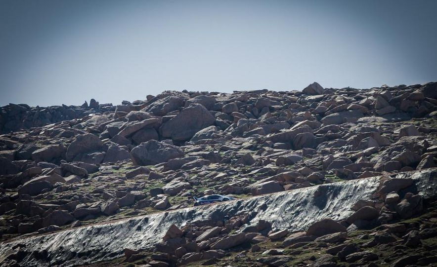 2013 Pikes Peak International Hill Climb - Slide 58
