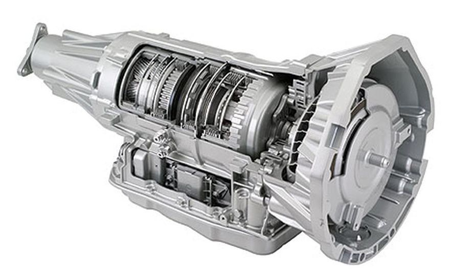 Cadillac STS-V - Slide 9