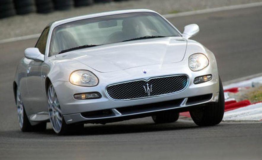 Maserati GranSport - Slide 1