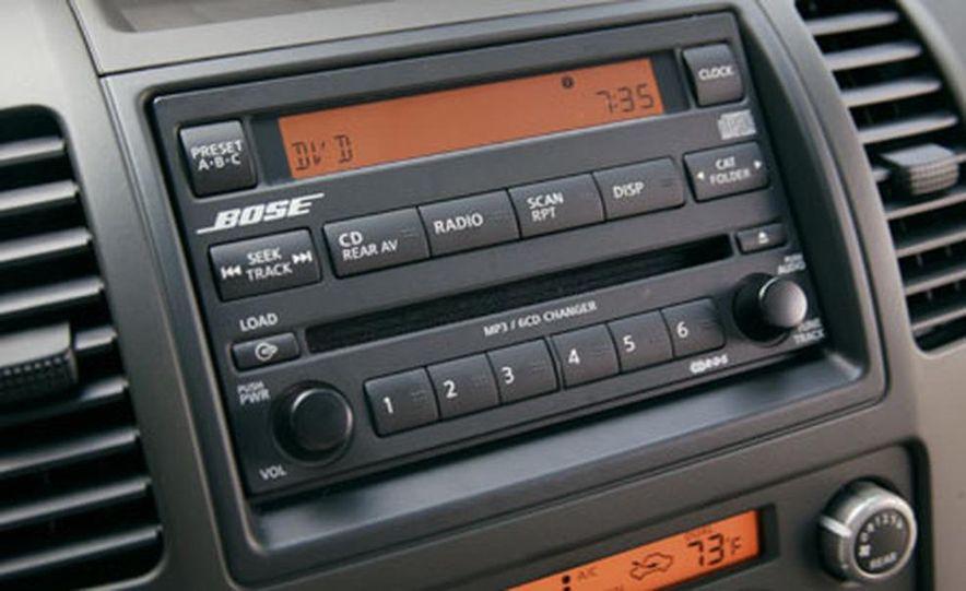 Nissan Pathfinder - Slide 15