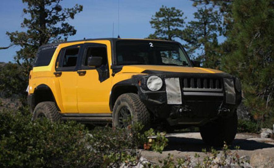 2006 Hummer H3 - Slide 2