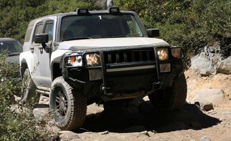 2006 Hummer H3 - Slide 11