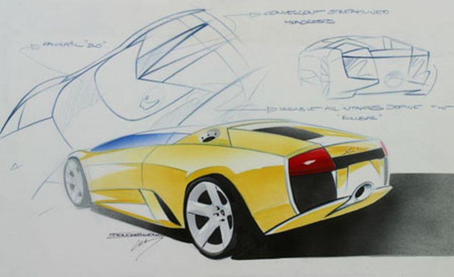 Lamborghini Murciélago Roadster - Slide 1