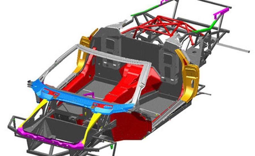 Lamborghini Murciélago Roadster - Slide 3