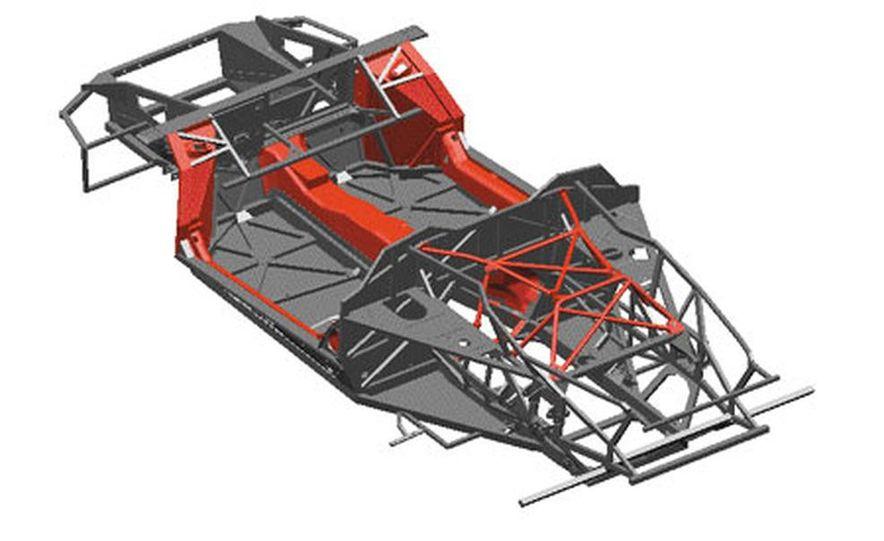 Lamborghini Murciélago Roadster - Slide 4
