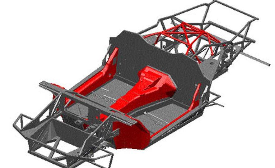 Lamborghini Murciélago Roadster - Slide 5