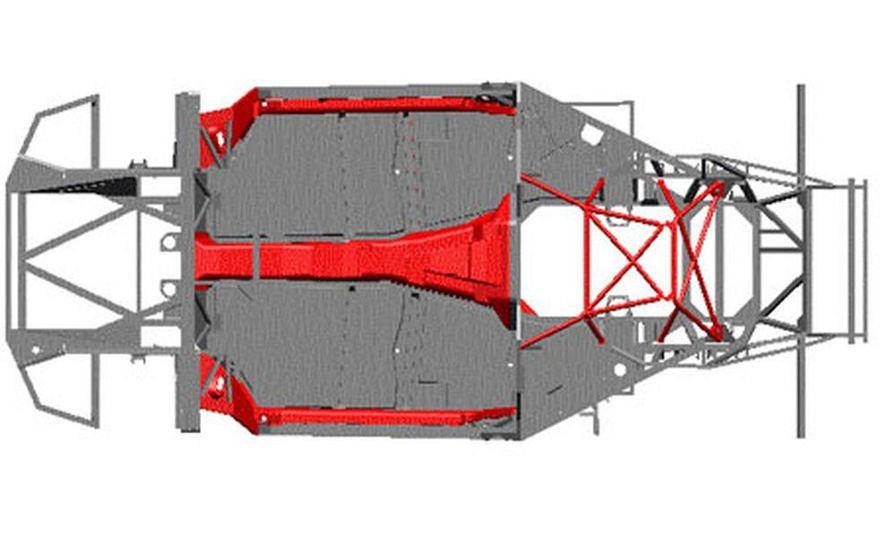 Lamborghini Murciélago Roadster - Slide 6