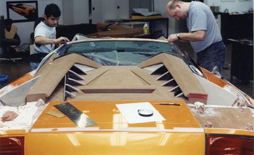 Lamborghini Murciélago Roadster - Slide 14