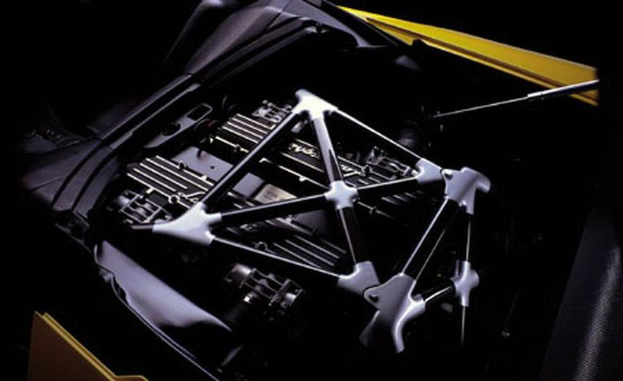 Lamborghini Murciélago Roadster - Slide 17