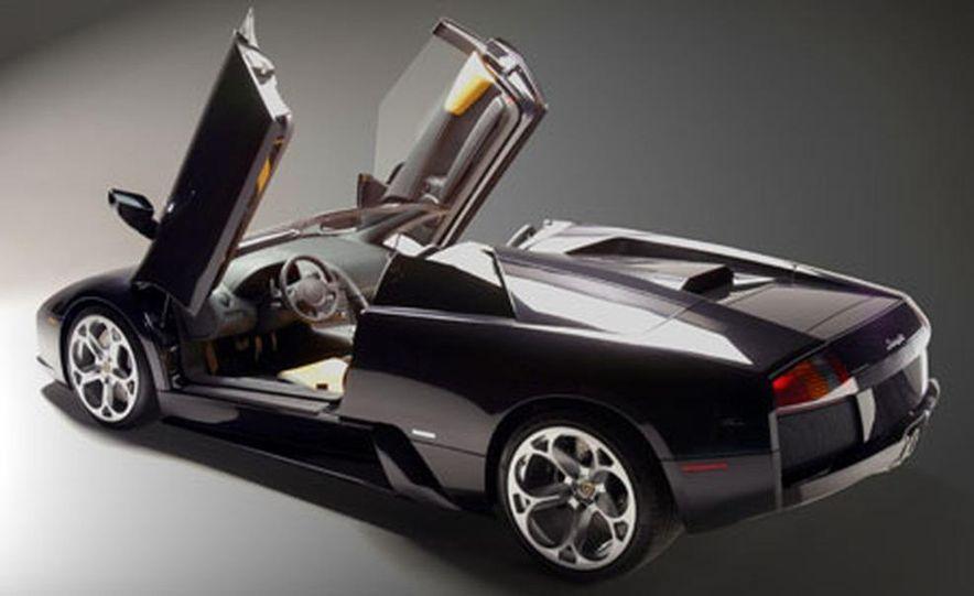 Lamborghini Murciélago Roadster - Slide 18