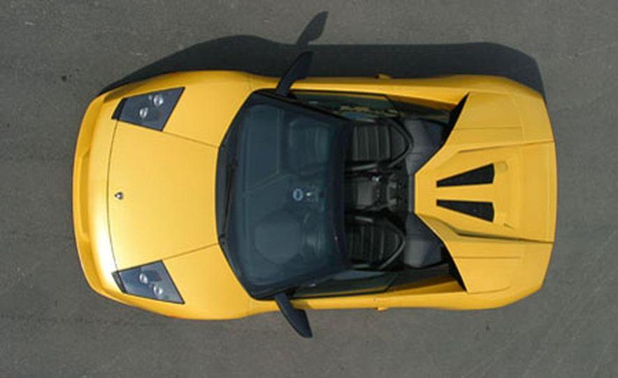 Lamborghini Murciélago Roadster - Slide 25