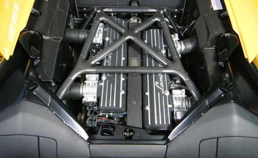 Lamborghini Murciélago Roadster - Slide 29