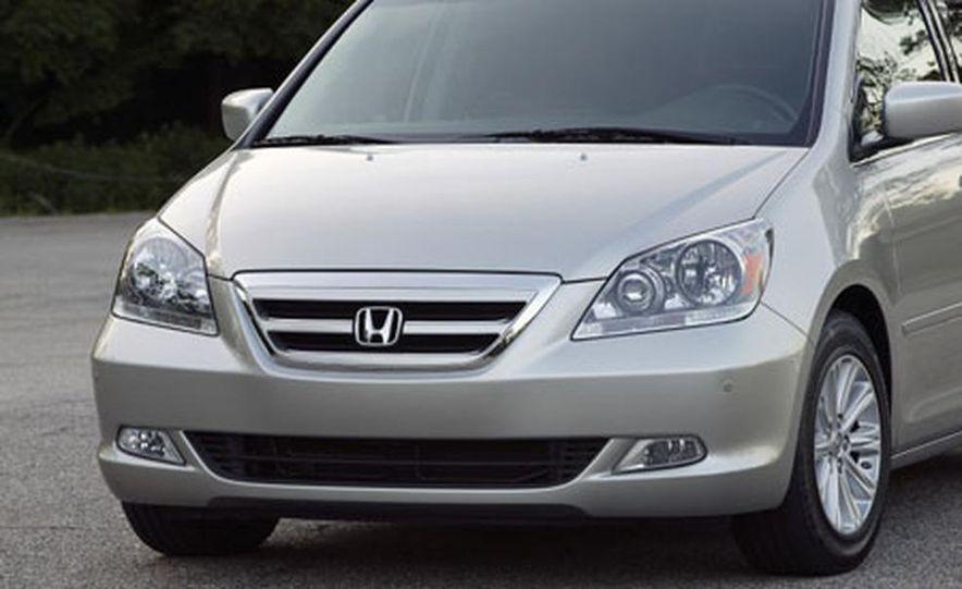 Honda Odyssey - Slide 1