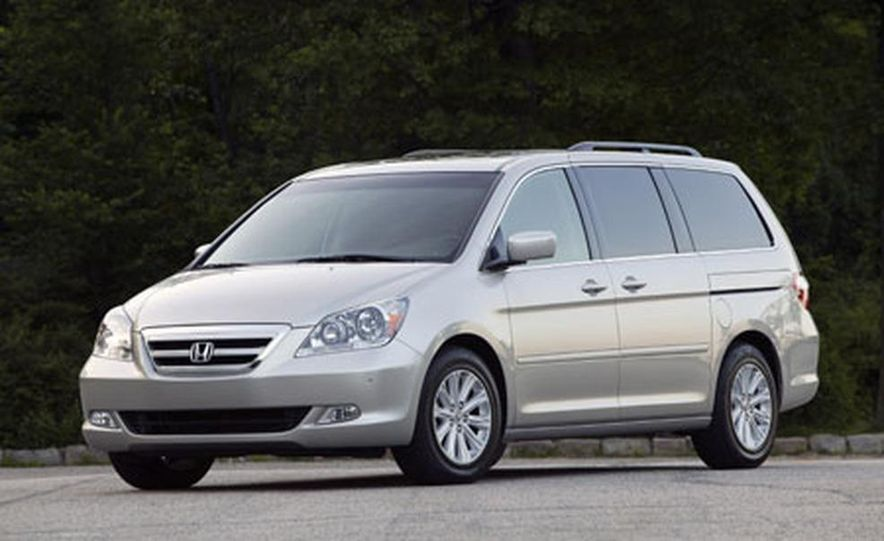 Honda Odyssey - Slide 3