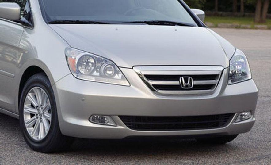 Honda Odyssey - Slide 4