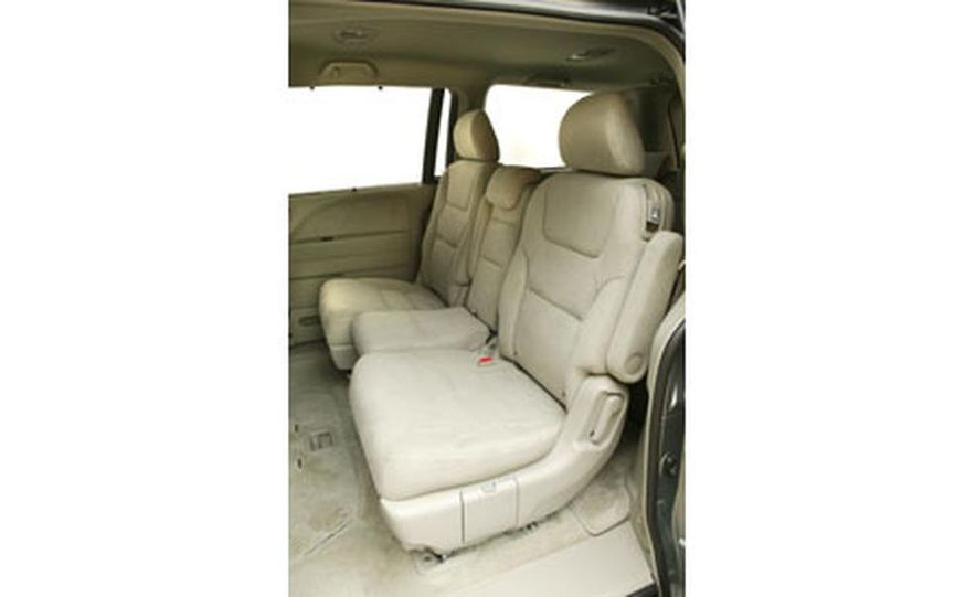 Honda Odyssey - Slide 11