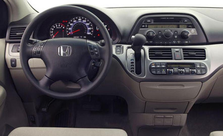 Honda Odyssey - Slide 15