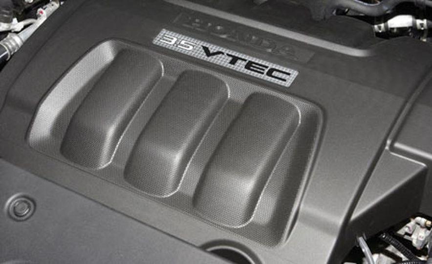 Honda Odyssey - Slide 17