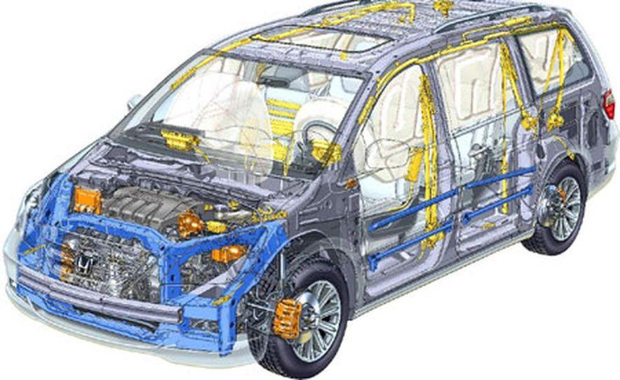 Honda Odyssey - Slide 22