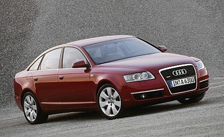 2005 Audi A6 Quattro - Slide 1