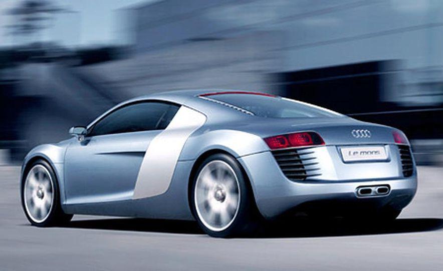 Audi Le Mans Quattro Concept - Slide 2