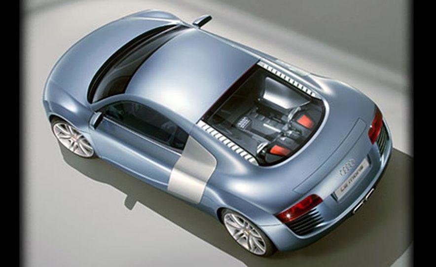 Audi Le Mans Quattro Concept - Slide 3