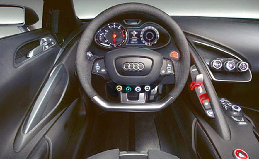 Audi Le Mans Quattro Concept - Slide 4