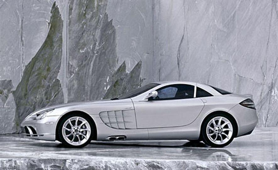 2005 Mercedes-Benz SLR McLaren - Slide 1